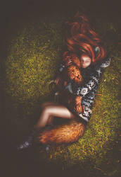 Chicken by Katie-Watersell