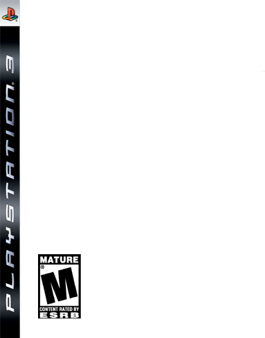 video game cover template - ps3 game case template m for mature by thedevingreat on