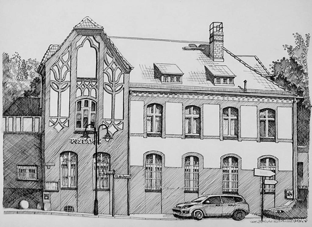 Altes Postamt Rdersdorf by DarkstarDani