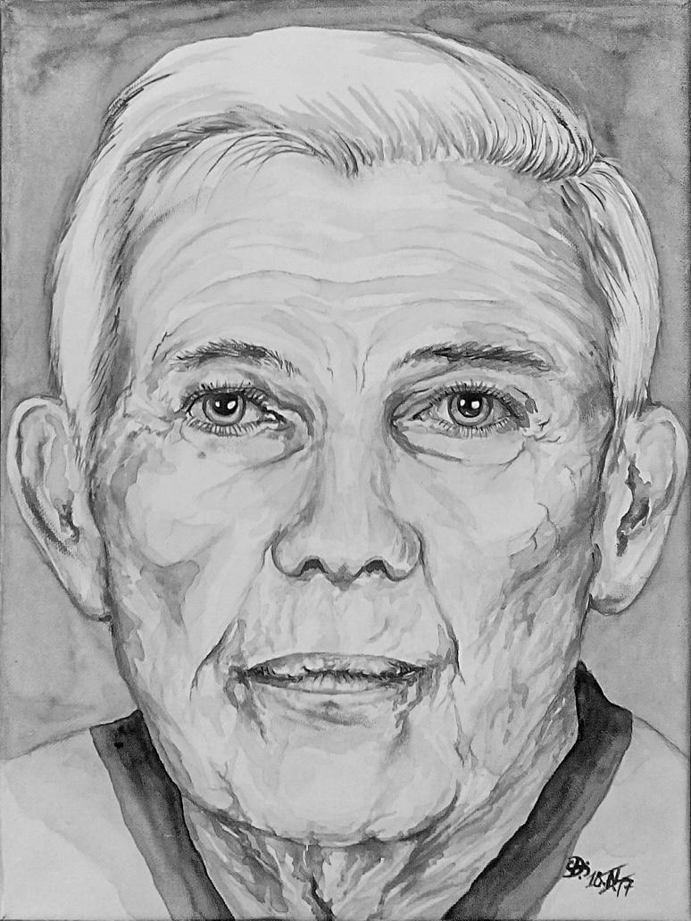 Mannfred K. Portrait by DarkstarDani
