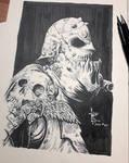 365 #20. Skull Armour.