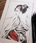 365 #30. Geisha 2.