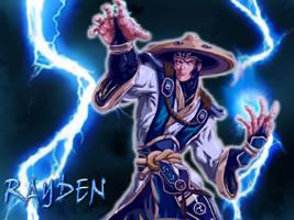 Rayden by DarkFurian