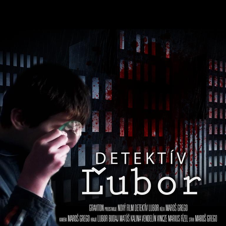Detective Lubor Cover by GravitonArts