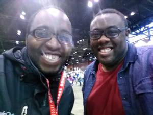 Aboubakar Keita and Andre Meadows/Black Nerd