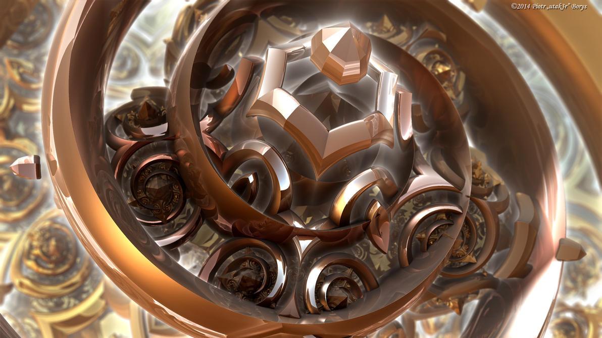 Spirals everywhere... by utak3r