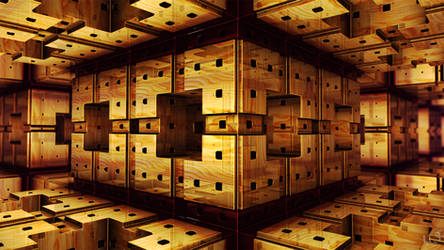 WoodenMenger-1920x1080 by utak3r