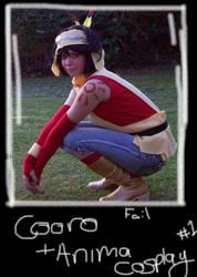 :Cooro cosplay XD: