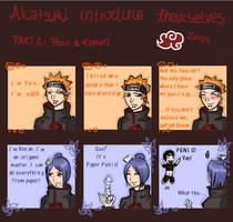 Akatsuki: Pein and Konan by zaloguj