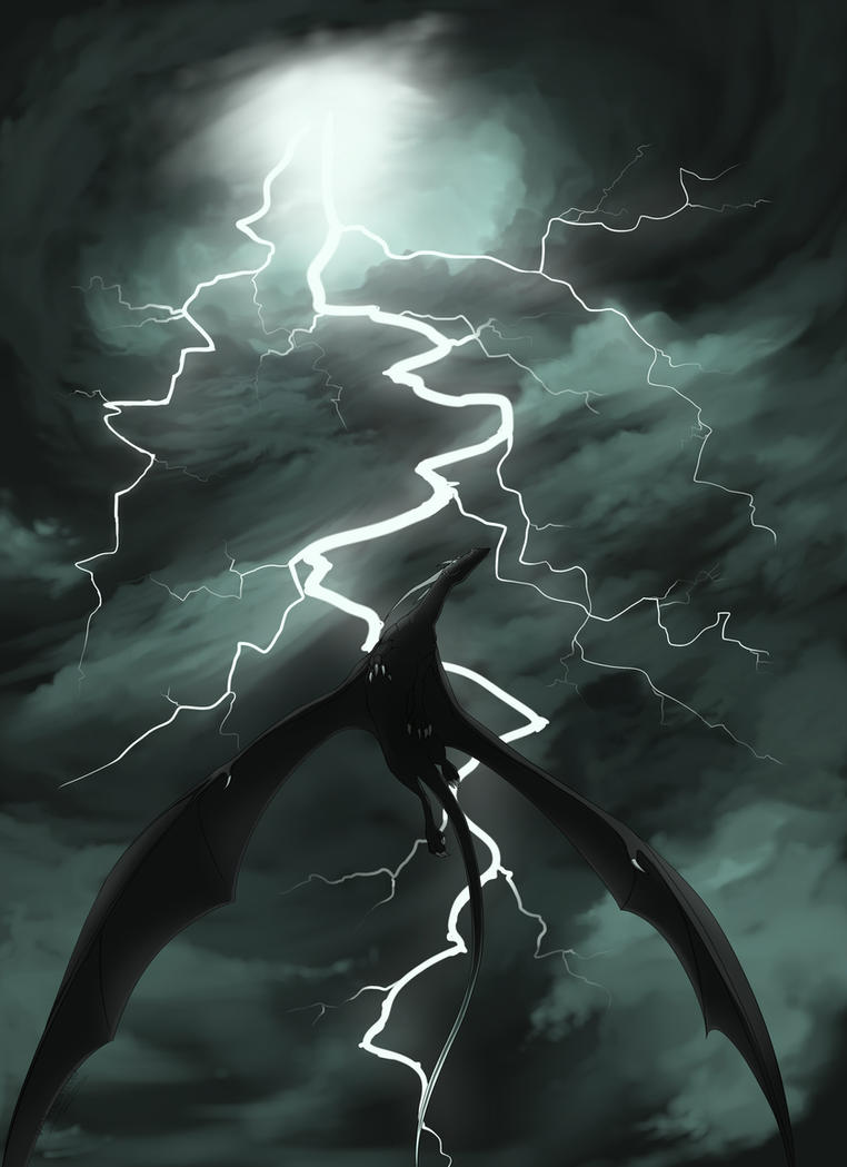 Lightning King by Vasinator