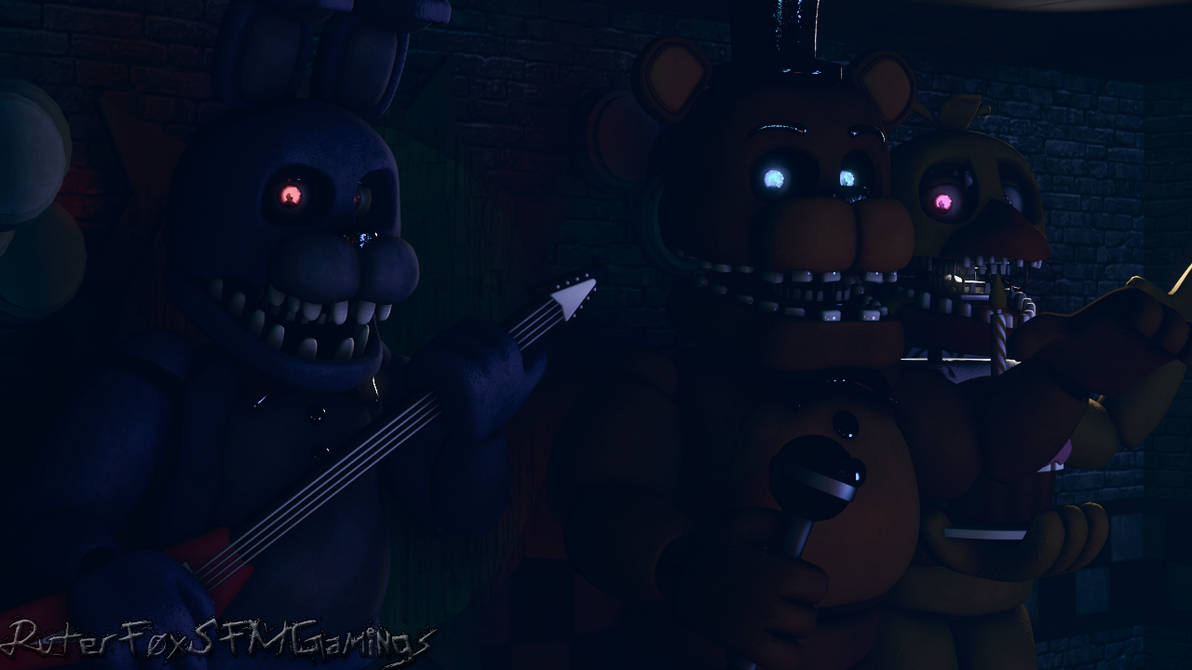 Un-Withered Stage (FNAF/SFM) by RuterSFMGamings on DeviantArt