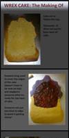 Wrex Cake: The Making Of