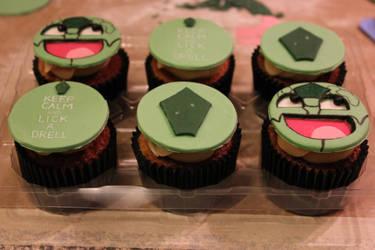 Thane Cupcakes by BeanieBat
