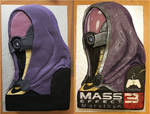 Tali Cake - Before and after painting