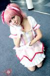 Madoka cosplay