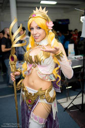 Aphrodite Smite cosplay by ShirahimeCosplay