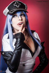 Esdeath Cosplay 2 by ShirahimeCosplay