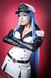 Esdeath Cosplay 3 by ShirahimeCosplay