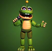 Happy Frog by Yosho-DA