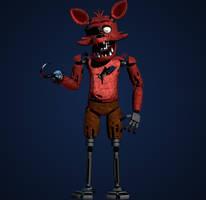 Foxy the Pirate V1 by Yosho-DA