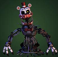 Stylised Molten Freddy by Yosho-DA