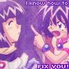 Slayers Amelia and Xellos avatar 2 by PPLyra