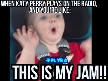 Katy Perry is my JAM by PPLyra