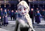 Vampire Elsa