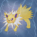 Eager Jolteon