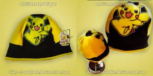 Pokemon Pikachu Hat by Alien-Snowflake