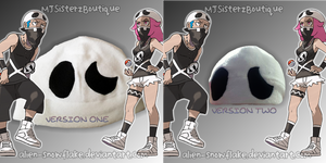 Pokemon Team Skull Grunt Fleece Beanie Hat Cosplay