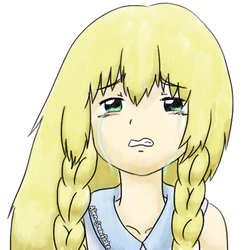 Lillie crying