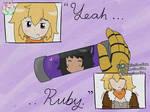 Yeah... Ruby