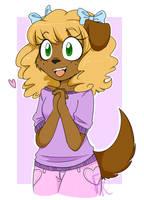 Sweet Girl by Fussy-Kitten