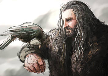 Thorin and the Raven