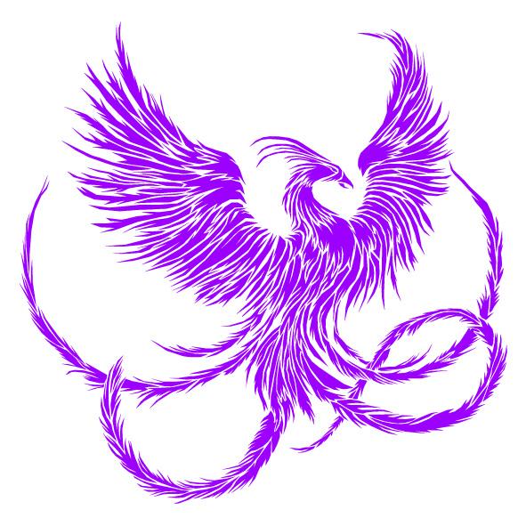 Makai's BOx weapons Purple_Phoenix_by_Kairus