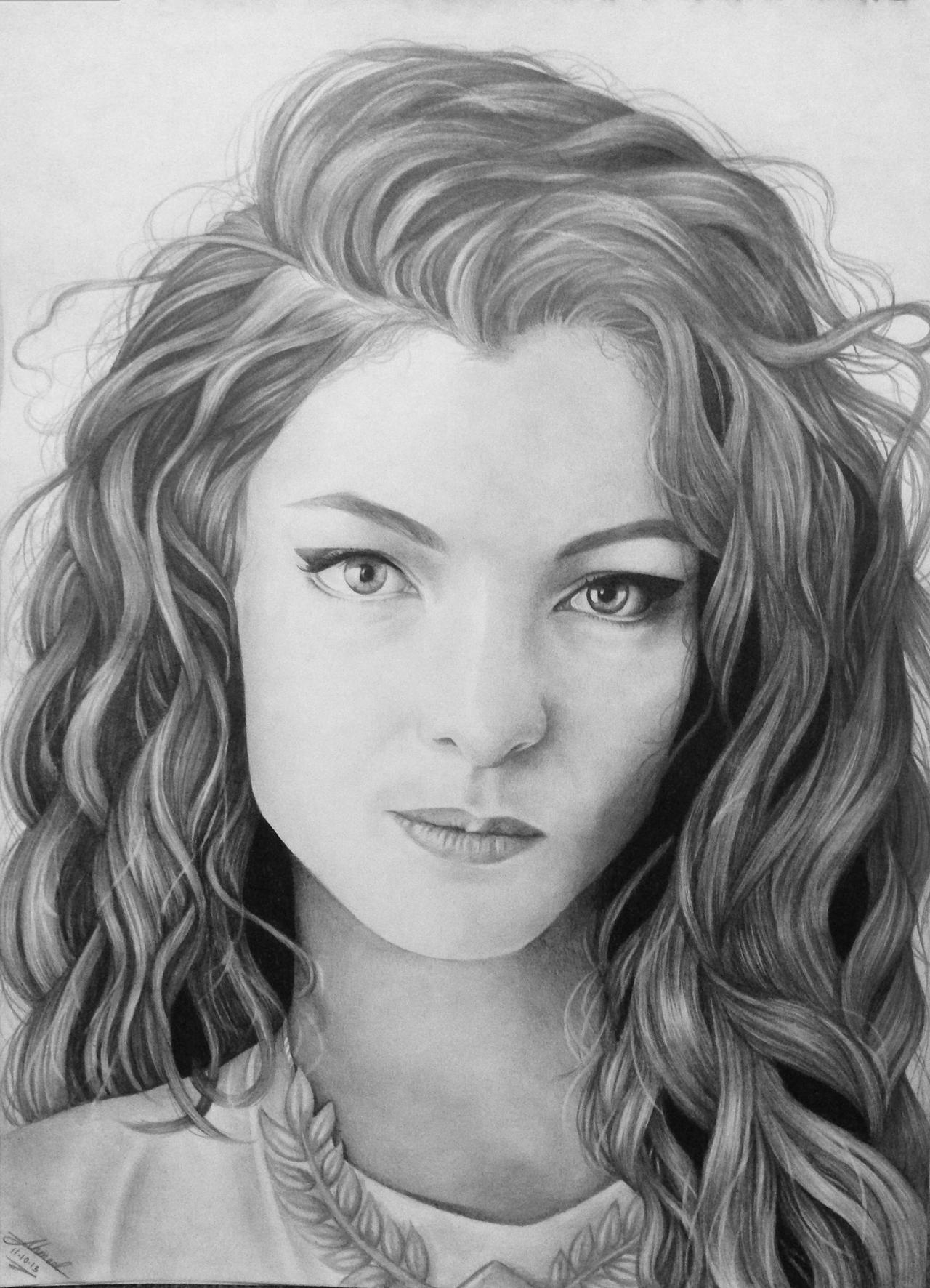 LORDE (Ella Yelich-O'Connor) by hamood96 ...