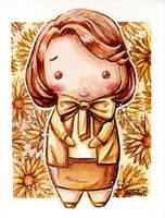 GLEE Emma Pillsbury chibi by martalopezfdez