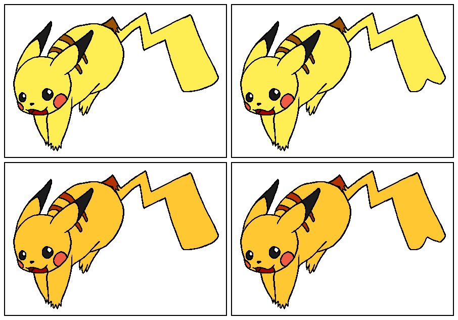 025 Pikachu by ProjectPokemon on DeviantArt