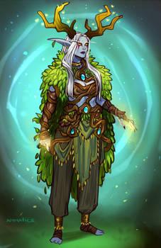Azshara as archdruid