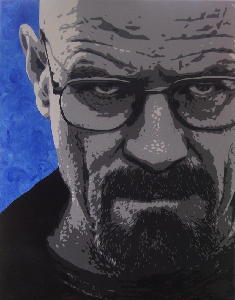 Heisenberg by TrevorGraham