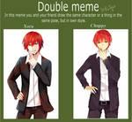 Double Meme - Akabane Karma