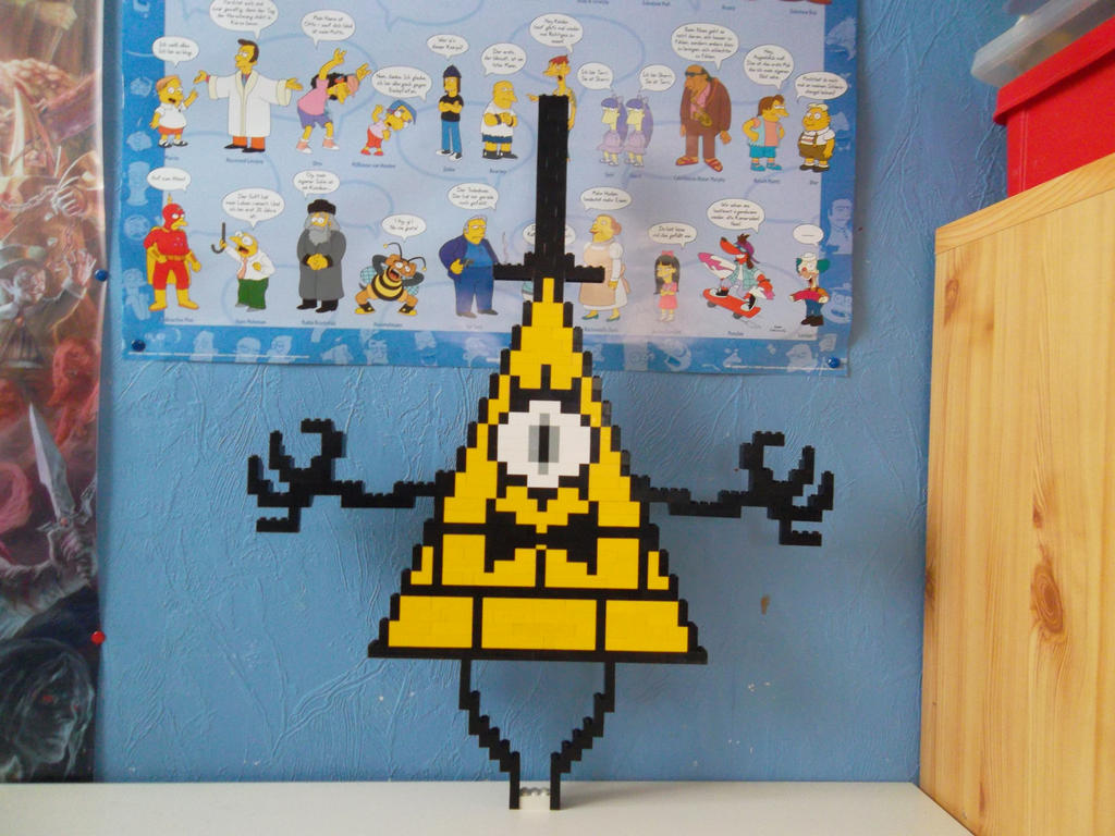 Lego Gravity Falls Book Wwwpixsharkcom Images