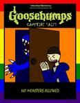 Goosebumps - No Monsters Allowed (Book #9)
