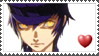 Shadow Naoto stamp by HybridAlchemist