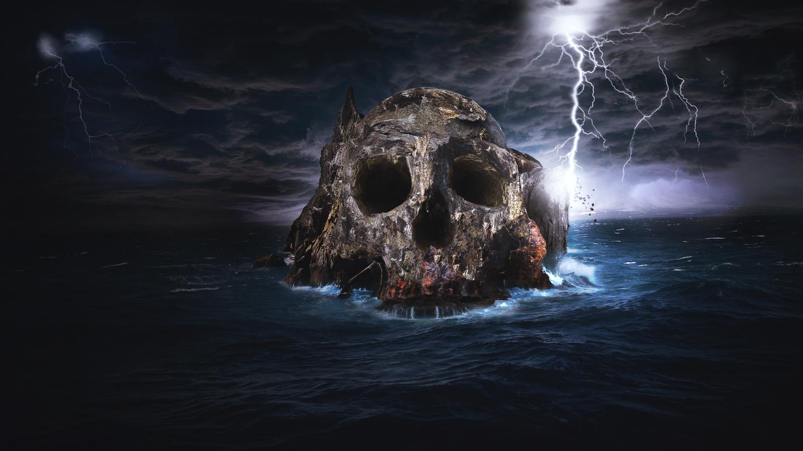 Skull Island by CosteaCC on DeviantArt