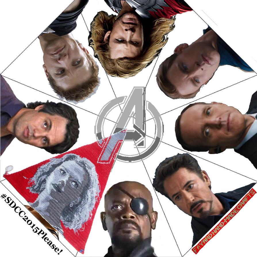 Avengers Octagon: Romanoff, Part 6/6 by FayardHandMadeCrafts