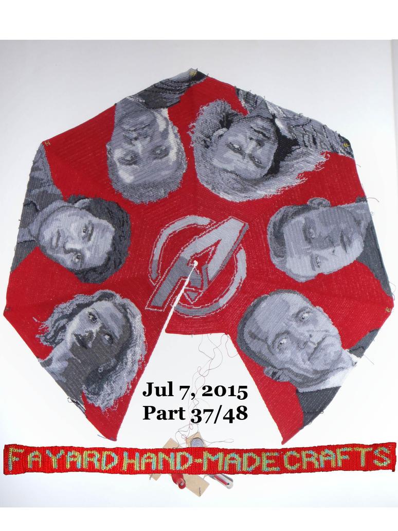 Avengers Octagon: Stark, Part 37/48 by FayardHandMadeCrafts