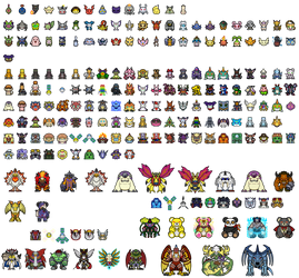 Digimon Token Collection (Last Updated: 06/13/21)