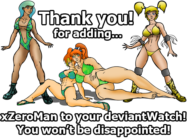 Thanks for Deviatwatch 2 by xZeroMan